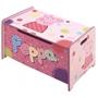 Nickelodeon - Storage Box Peppa Pig Junior 62,5 X 40 Cm Wood Rosa