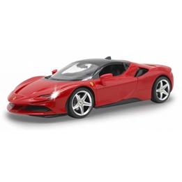 Jamara - Radiostyrd Bil Ferrari Sf90 Stradale Röd