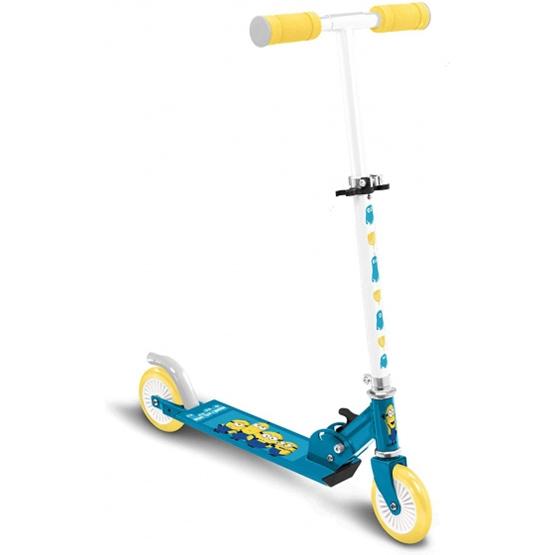 Universal - Sparkcykel - Minions 2 Junior Fotbroms Blå/Gul