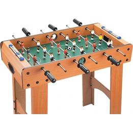 Luna - Soccer Table Junior 70 Cm Natural/Grön