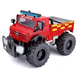 Maisto - Radiostyrd Bil Truck Mercedes Benz Unimog U5023