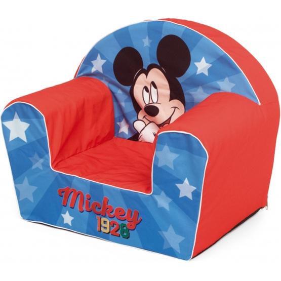 Arditex - Soffa Mickey Mouse 52 Cm Blå/Röd