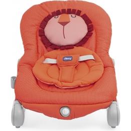 Chicco - Rocking Chair Relax Balloon Lion 47 X 62 Cm Orange