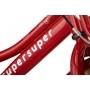 Supersuper - Barncykel - Cooper 12 Tum Röd