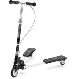 Xootz - Sparkcykel - Flicker Pulse Junior Svart