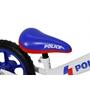 Amigo - Balanscykel - PolIs12 Tum Junior Vit