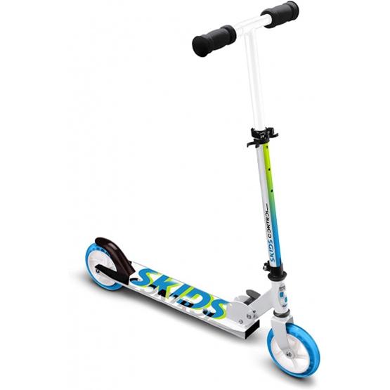 Skids Control - Sparkcykel - Control Junior Vit/Blå