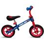 Skids Control - Balanscykel - Spider-Man 10 Tum Junior Röd/Blå