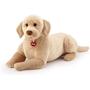 Trudi - Cuddly Dog Labrador Liam 74 Cm Plush Beige