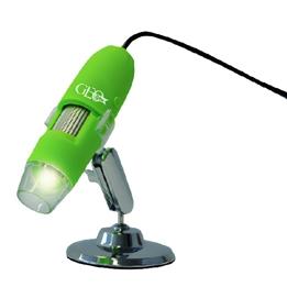 Geo Kids - Digital Microscope 29.5 X 24.5 Cm Grön
