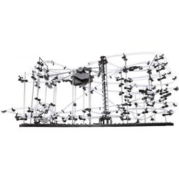 Invento - Marble Track Star Coaster Level 5 Svart 682-Piece