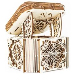 Wooden City - Modelleksak Mystery Box 176 Delar