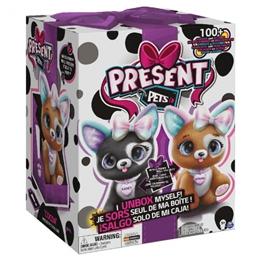 Spin Master - Lekset Present Pets Pup 30 Cm