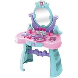 Luna - Sminkbord Med Tillbehör Pretty Beauty
