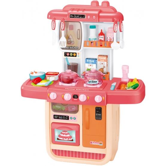 Luna - Play Kitchen Junior 54,5 X 70 Cm Rosa