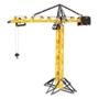 Metal Techno - Building Kit Tower Crane 54 Cm Steel Gul/Svart 1046 Pieces