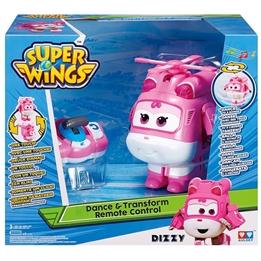 Super Wings - Helikopter Dizzy Rosa