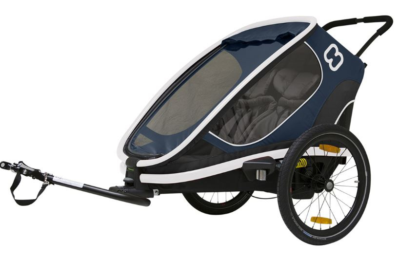 Hamax - Cykelvagn - Outback One 20 Tum Navy