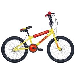 Magic - BMX Cykel - Bmx Kick 16 Tum Junior Gul/Röd