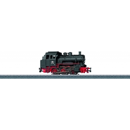 Marklin - Spare Locomotive Cl 89.0 Db 20,5 X 11 Cm Svart/Röd