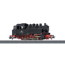 Marklin - Ånglok Class 81 Digital 1:87 Steel Svart