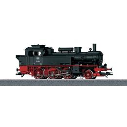 Marklin - Ånglok Class 74 Digital 1:87 Steel Svart