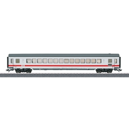Marklin - Tåg Intercity Express Ag 1 St Class 1:87 Steel Vit