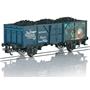Marklin - Wagon Set Jim Knoop 11,5 Cm Digital 1:87 Steel Blå