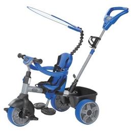 Little Tikes - Trehjuling - 4-In-1 Trehjuling Blå