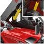 Wiking - Miniature Car Manitou Mlt 635 1:32 Röd