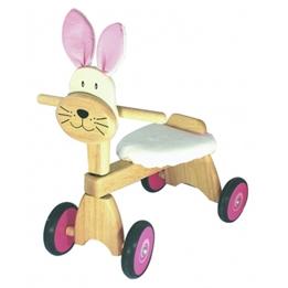 Im Toy - Balanscykel - Kanin Rosa