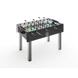 Fas - Football Table Match Telescopic Rods 114,5 X 70 X 85 Cm Svart