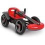 Rollplay - Electric Kart Flex 3 Km/H Grå/Röd