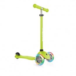 Globber - Sparkcykel - Primo Lights Grön/Ljusgrön