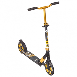 Muuwmi - 2-Wheel Scooter Junior Aluminium Gold