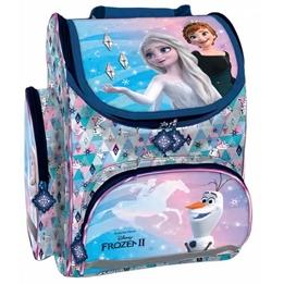 Disney - Ryggsäcks Set - Frozen Girls 37 X 27 Cm Textile Vit/Rosa