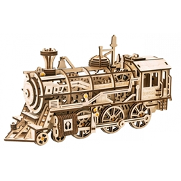 Robotime - Modelleksak Lokomotiv 350 Delar