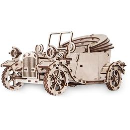 Eco-Wood-Art - Model Kit Retrocar 15,5 Cm Wood 315 Parts