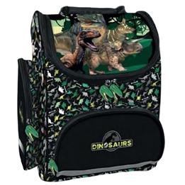 Dinosaurs - Ryggsäck 15 Liter 37 Cm Svart/Grön