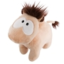 Nici - Camel Kemal Junior 70 Cm Plush Brun/Vit