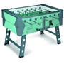 Fas - Football Table Rainbow Cp Outdoor Wood/Steel/Glass Aqua/Grön