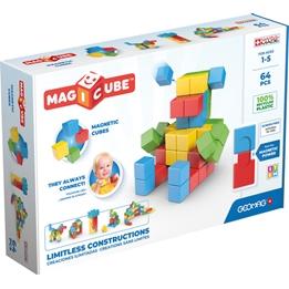 Geomag - Building Kit Magicube Junior Neomydium 64 Parts