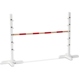Byastrup - Hobbyhorse Hurdle Junior 150 X 60 Cm Wood Vit