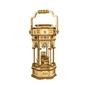 Robotime - Building Kit 3D Victorian Lantern 14 X 11,5 Cm Wood Brun