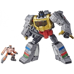 Transformers - Toy Tra Gen Studio 24 Cm Grå