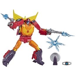 Transformers - Toy Hot Rod 25 Cm Röd/Orange/Gul