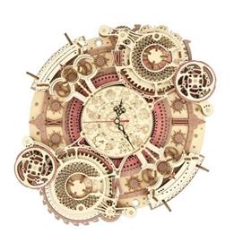 Robotime - Modelleksak Zodiac Wall Clock