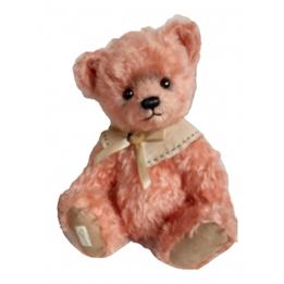 Deans - Teddybjörn Millie Limited Edition 38 Cm Mohair Rosa