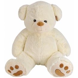 Nicotoy - Teddy Bear Classic 85 Cm Plysch Cream