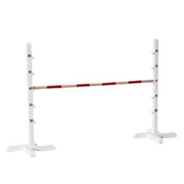 Byastrup - Jumping Fence Junior 116 X 30 X 67 Cm Wood Vit